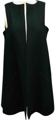 Amanda Wakeley Green Wool Jacket for Women