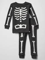 Gap Glow-in-the-dark skeleton sleep set