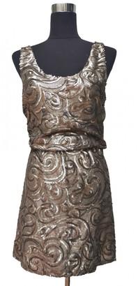 MANGO Glitter Dress for Women