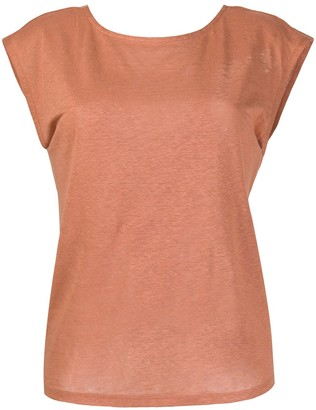 Forte Forte draped back T-shirt