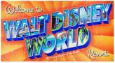 Disney Walt World Resort Beach Towel
