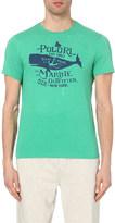 Polo Ralph Lauren Graphic cotton-jersey t-shirt