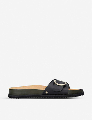 Carvela Klame buckle-detail leather sandals