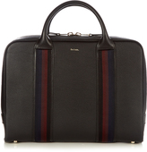 Paul Smith City Webbing leather briefcase