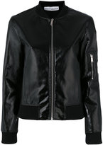 Paco Rabanne bomber jacket - women - Cotton/Cupro/Viscose - 36