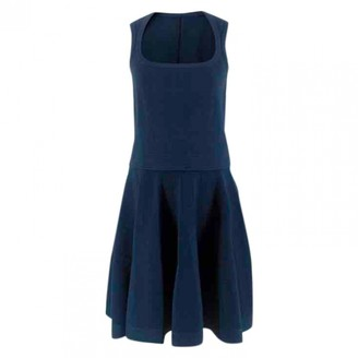 Alaia Blue Dress for Women