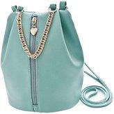 SODIAL(R) Summer women messenger bags Fashion bucket chain Women's Crossbody Bags female messenger bags Ladies bag