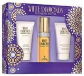 White Diamonds by Elizabeth Taylor Gift Set Women's Perfume - 3pc