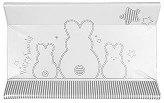 Kurt Geiger Brevi Confort Changing Pad, Rabbit White - 1