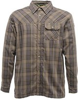 Regatta Great Outdoors Mens Heritage Taylar Fleece Lined Check Shirt (L) ()