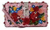 Dolce & Gabbana Embellished Shoulder Box Clutch