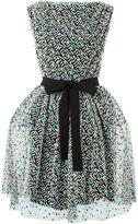 Christopher Kane 'Crazy Tweed' tulle dress - women - Silk/Nylon/Polyamide/Viscose - 10