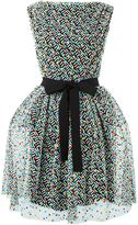 Christopher Kane 'Crazy Tweed' tulle dress - women - Viscose/Polyamide/Nylon/Silk - 8