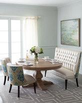 Haute House Tiffany Banquette
