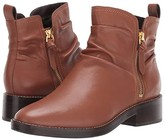 Cole Haan Harringtion Grand Slouch Bootie (British Tan Leather) Women's Shoes