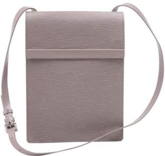 Louis Vuitton Lilac Epi Leather Ramatuelle Bag