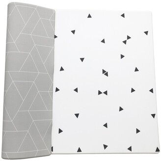 LITTLE Bot Baby Ofie Play Mat - Zen Line and Triangle