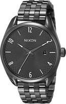 Nixon Women's A418001 Bullet Analog Display Analog Quartz Watch