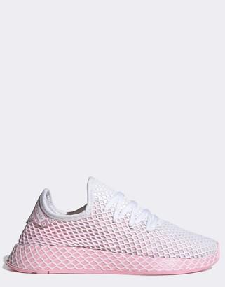 adidas Deerupt Runner in pink
