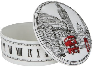 Halcyon Days London Icons Trinket Box