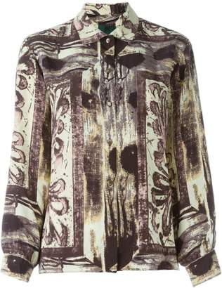 Jean Paul Gaultier Pre-Owned Junior Gaultier printed shirt