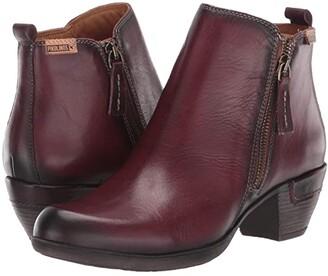 PIKOLINOS Rotterdam 902-8900 (Black) Women's Boots