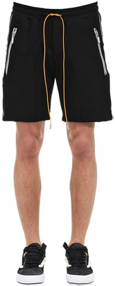 Rhude Traxedo Shorts W/ Contrasting Side Bands
