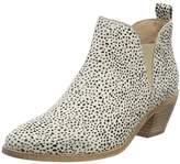 Maruti Women's Elsa Hairon Leather Slouch Boots