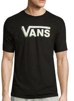 Vans Short-Sleeve Blurred Van Tee