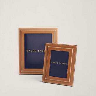 Ralph Lauren Brennan Leather Frame