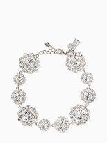 Kate Spade Crystal lace bracelet