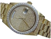 Rolex Day-Date 18038 Solid 18K Yellow Gold Watch 36mm