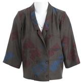 Hermes Silk jacket