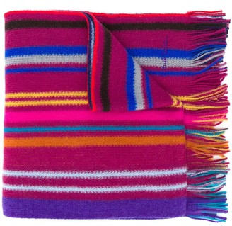 Paul Smith Striped Scarf