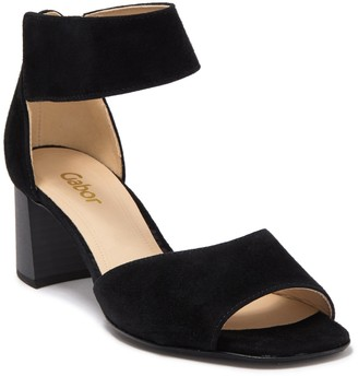 Gabor Suede Dress Sandal