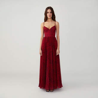 Fame & Partners Gathered Cup Gown