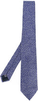 Lanvin diamond pattern tie - men - Silk - One Size