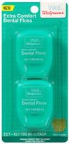 Walgreens Xtra Comfort Floss Mint