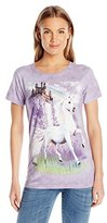 The Mountain Junior's Unicorn Castle Graphic T-Shirt