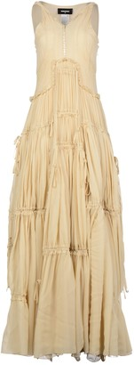 DSQUARED2 Long dresses - Item 34659045UU