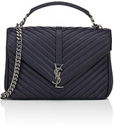 Saint Laurent Women's Monogram College Large Shoulder Bag