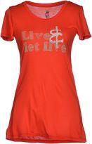 Only 4 Stylish Girls By Patrizia Pepe T-shirts