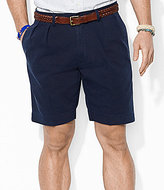Polo Ralph Lauren Classic-Fit Pleated Chino Shorts