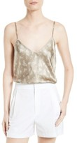 Vince Women's Calico Floral Silk Camisole