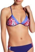 Reebok Amora Bella Reversible Triangle Bikini Top