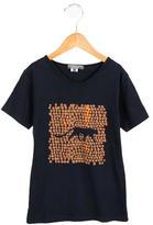 Bonpoint Boys' Graphic Print Shirt