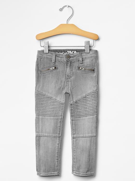 Gap Moto skinny jeans
