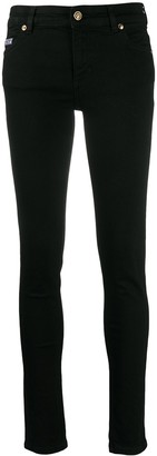 Versace Jeans Couture Mid-Rise Skinny Jeans