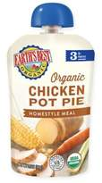 Earth's Best Stage 3 Organic Chicken Pot Pie Homestyle Pouch