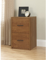 Symple Stuff 2 Drawer File Cabinet Finish : Bank Adler